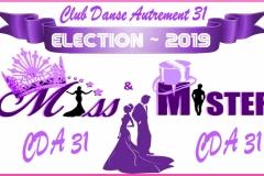 Election Miss et Mister CDA 31