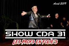 """Show """"Les Profs En Folie's''"""