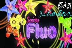 Soirée ~ Fluo ~